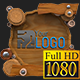 Wooden Logo Full HD (Mograph) - VideoHive Item for Sale
