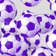 Soccer Ball Transition Ver 2 – Purple - VideoHive Item for Sale