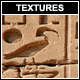 Antique Egyptian Hieroglyphic Stone Texture - GraphicRiver Item for Sale