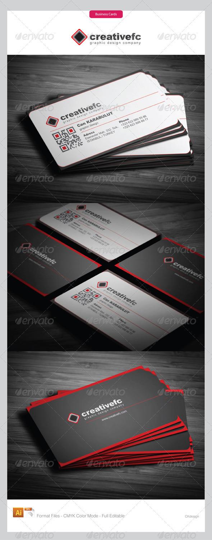 corporate business cards 250 - Corporate Business Cards