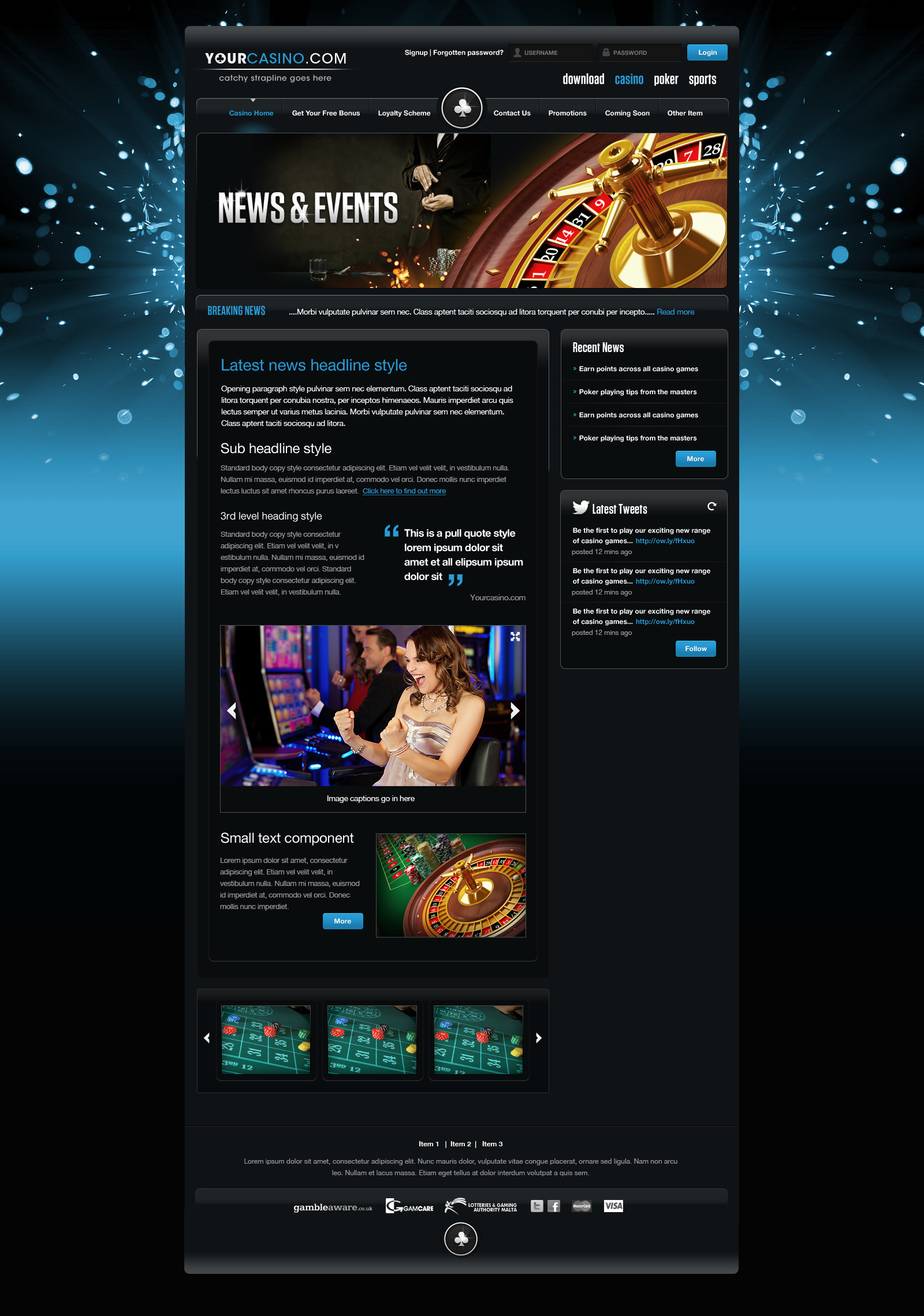 Casino site web gambling ideas for super bowl