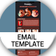 Privileg Mail PSD template - GraphicRiver Item for Sale