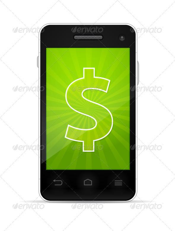 Mobile Profit Concept - Concepts Business