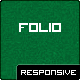 Folio - ThemeForest Item for Sale