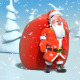 Santa Claus with Big Bag - Happy New Years  - VideoHive Item for Sale