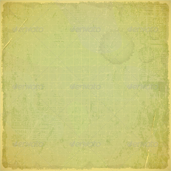 Obsolete Paper - Backgrounds Decorative