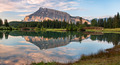 Rundle Mountain Reflection - PhotoDune Item for Sale