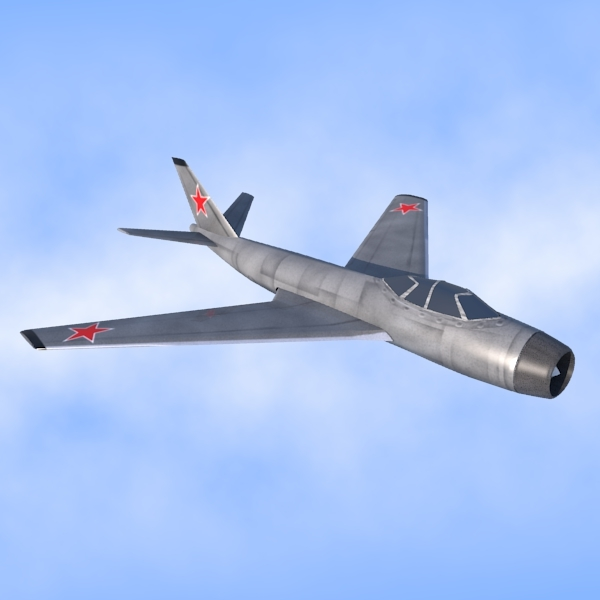 Russian miltary aircraft - 3DOcean Item for Sale