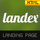 Landex - Multipurpose Responsive Landing Page - ThemeForest Item for Sale