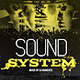 Sound System Flyer | Poster  - GraphicRiver Item for Sale
