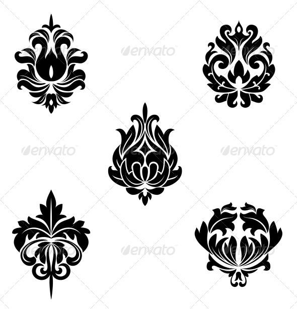Floral Patterns - Patterns Decorative