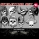 Skeletons Vector Set 16 - GraphicRiver Item for Sale
