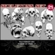 Skeletons Vector Set 21 - GraphicRiver Item for Sale