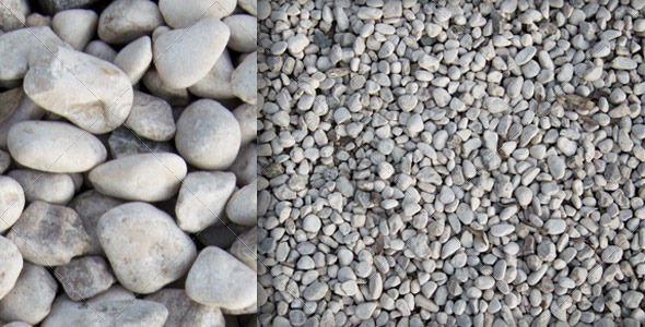 Pebbles Texture - Stone Textures