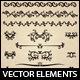 Flourishes 01 - Design Elements - GraphicRiver Item for Sale