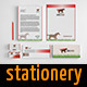 Horse Speed Stationery - GraphicRiver Item for Sale
