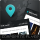 World Traveler Corporate Flyer - GraphicRiver Item for Sale