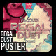 Regal Dust Flyer - Poster - GraphicRiver Item for Sale