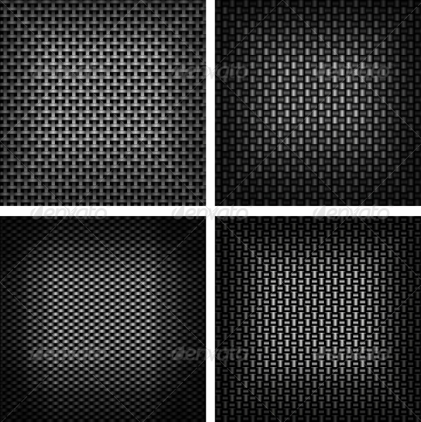 Carbon Backgrounds - Backgrounds Decorative