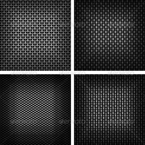 Carbon Backgrounds - Backgrounds Decorative