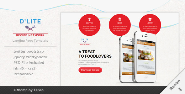 17 Best Landing Pages & Templates  for April 2019