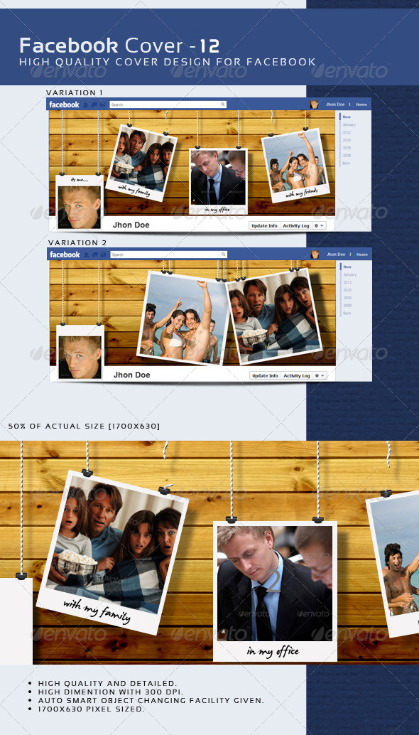 Facebook Timeline Cover 12 - Facebook Timeline Covers Social Media