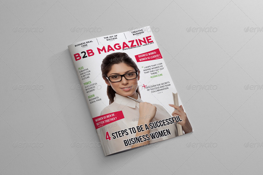 24 pages business magazine template by bagera graphicriver 24 pages business magazine template magazines print templates 01coverg flashek Choice Image