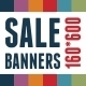 Limited Sale Offer Banners - GraphicRiver Item for Sale