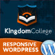 Kingdom College - Educational Wordpress Theme - ThemeForest Item for Sale