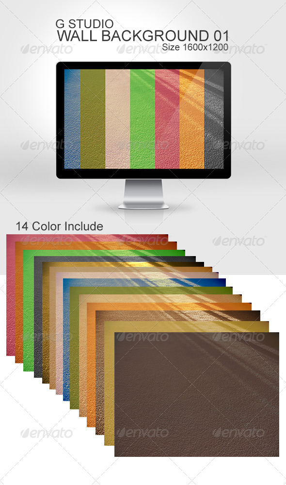 Gstudio Wall Background 01 - Miscellaneous Backgrounds