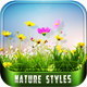 Nature Styles - GraphicRiver Item for Sale