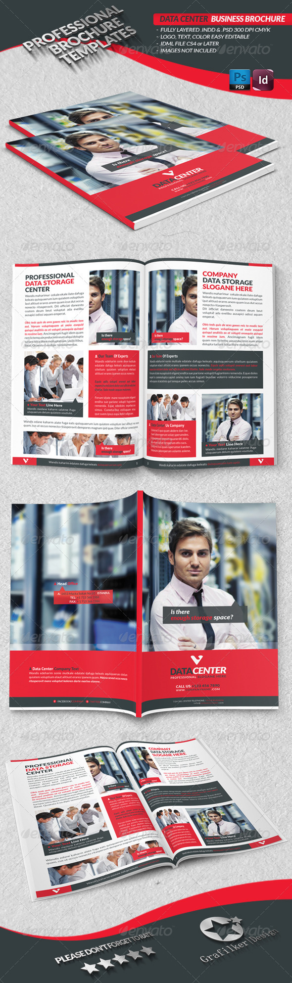 Data Center Business Brochure - Corporate Brochures