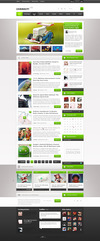 21 homepage version 1 green.  thumbnail