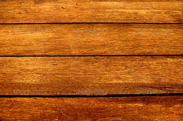 Wood Texture From a Deck - Wood Textures
