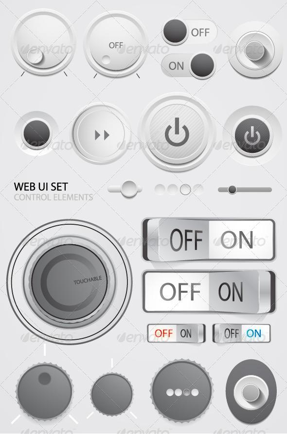 Web UI set - Web Technology