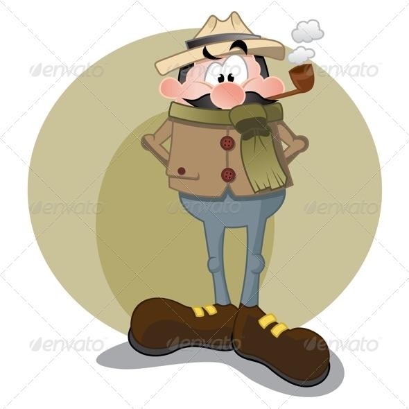 Sherlock Holmes - People Characters