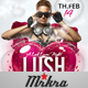Valentines Lush Flyer Template - GraphicRiver Item for Sale