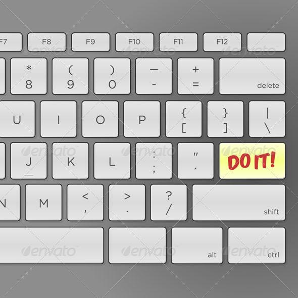 Do It Keyboard - Communications Technology