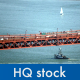 Traffic On Golden Gate - VideoHive Item for Sale