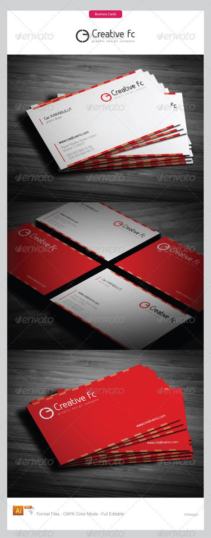 Corporate Business Cards 264 - Corporate Business Cards