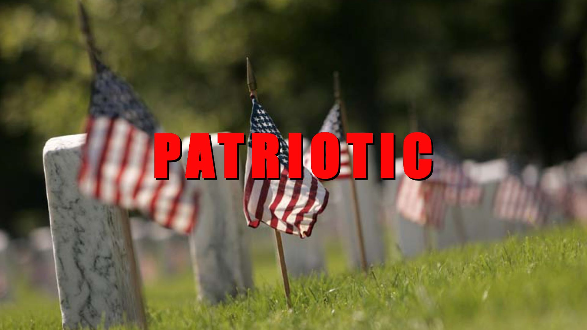 Patriotic: Music For Heroes