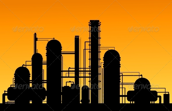 Chemical Factory - Industries Business