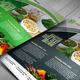 4 in 1 Restaurant Flyers Bundle v.1 - GraphicRiver Item for Sale