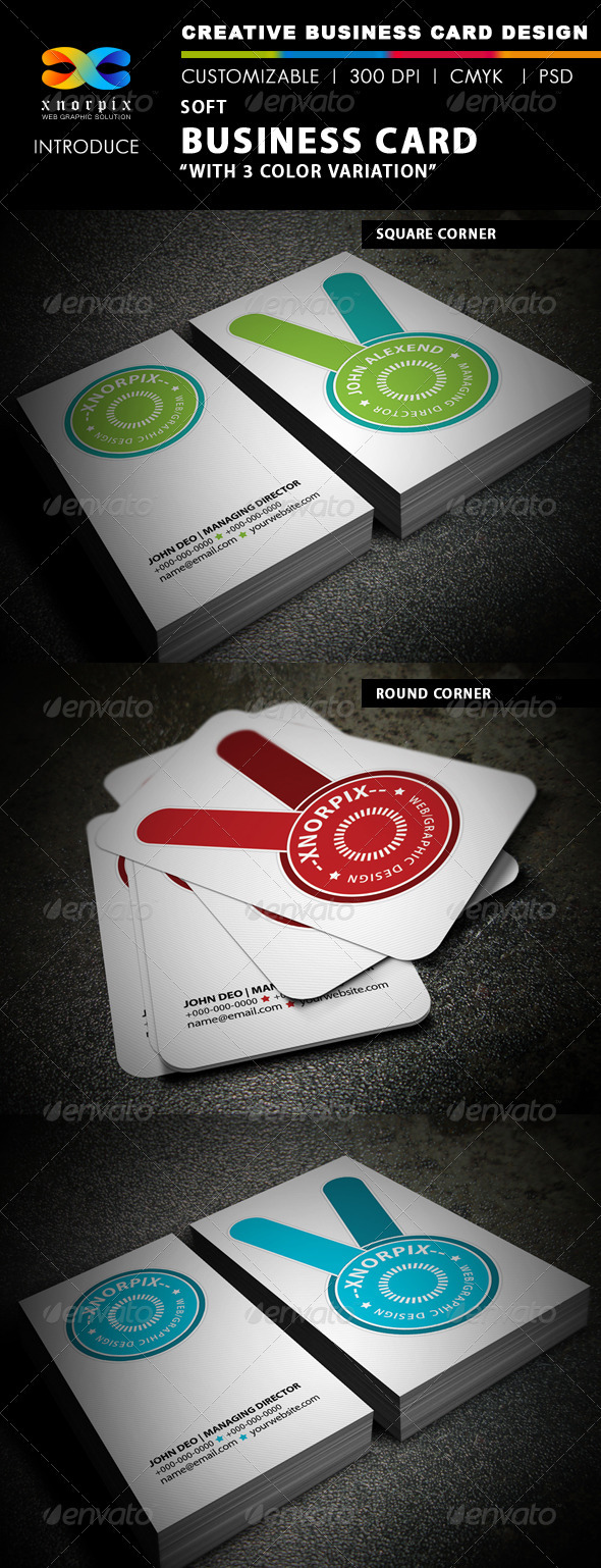 Soft Business Card - Creative Business Cards