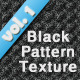 10 HQ  Black Pattern Textures - GraphicRiver Item for Sale