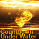 Countdown Under Water (2 Versions) - VideoHive Item for Sale