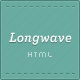 Longwave - Responsive HTML Template Nulled