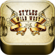 Wild West Styles - GraphicRiver Item for Sale