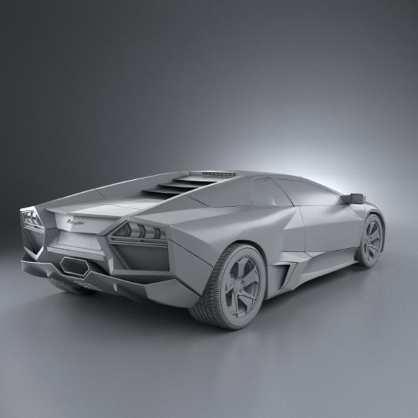Lamborghini Reventon By Humster3d