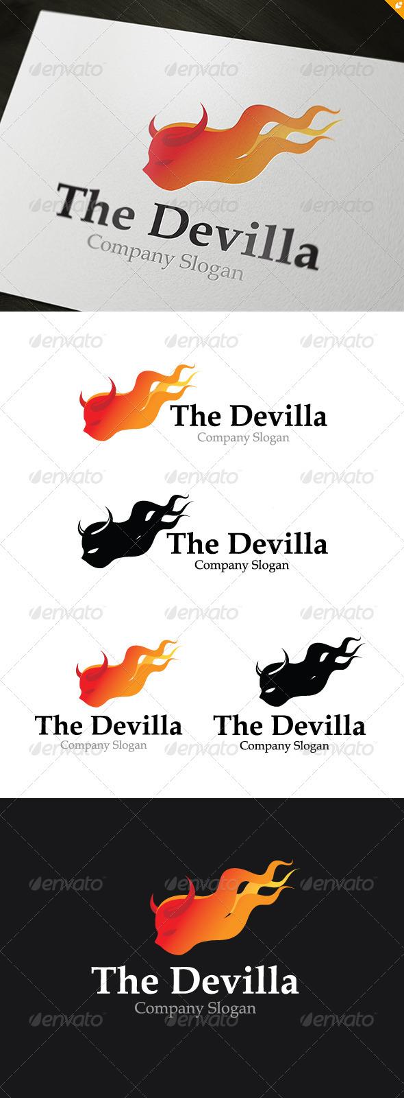 Devilla Logo - Humans Logo Templates